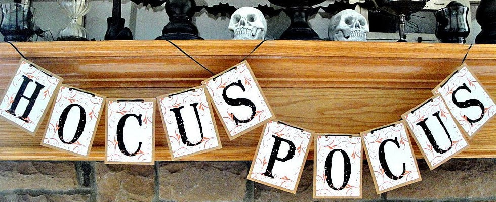 11 Pieces of Hocus Pocus-Themed Decor Sure to Cast a Spell This Halloween