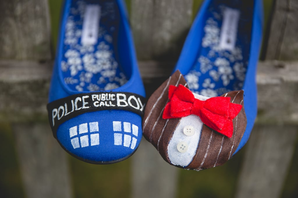 Doctor Who Wedding Cake POPSUGAR Tech Photo 1