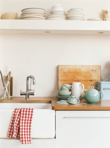 Are You More Likely to Hand Wash Dishes?