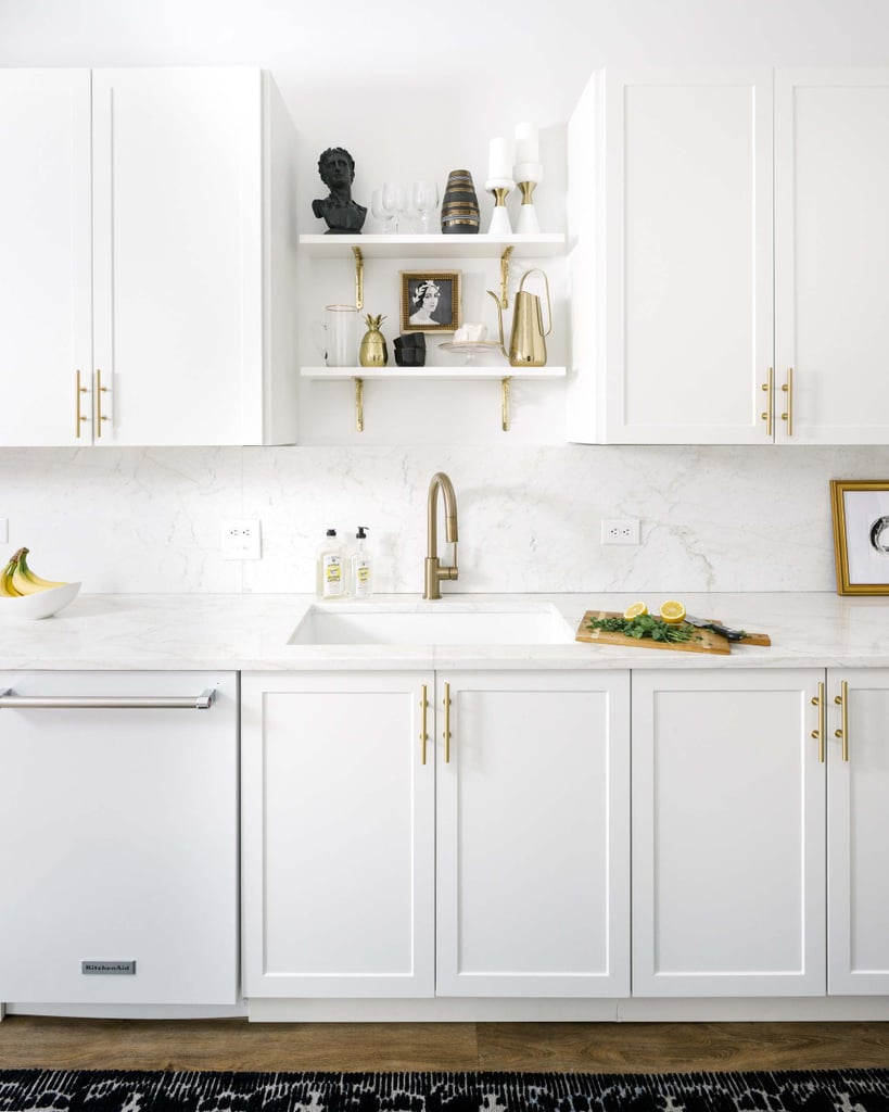 """I'm a huge fan of simple shaker-style cabinets, as I think they are timeless and work equally well in modern and classic spaces. I recently used Semihandmade's shaker fronts and love the simplicity of them,"" said Shelby Girard, head of design at Havenly."