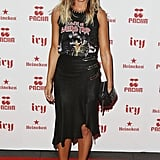 Pip Edwards at the Pacha Launch at the Ivy in 2012