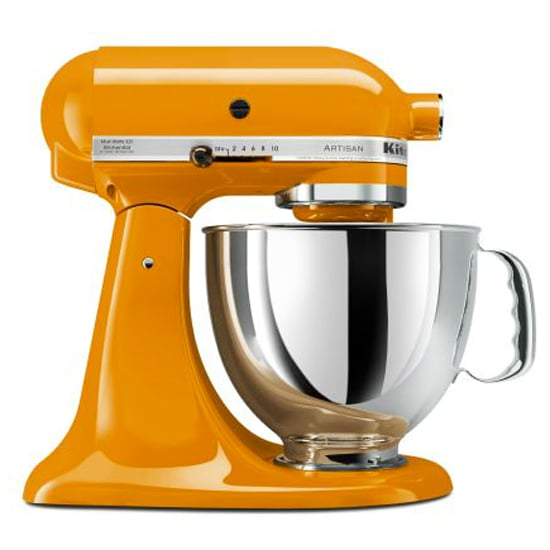 Colorful Kitchen Appliances