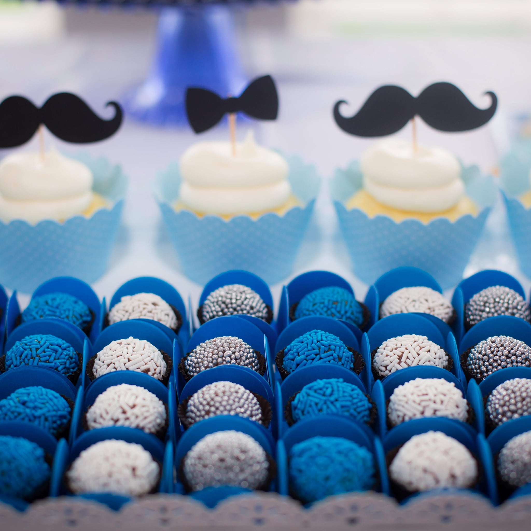 Mustache Themed Birthday Party Ideas Popsugar Family