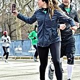 Running a Marathon or Half-Marathon