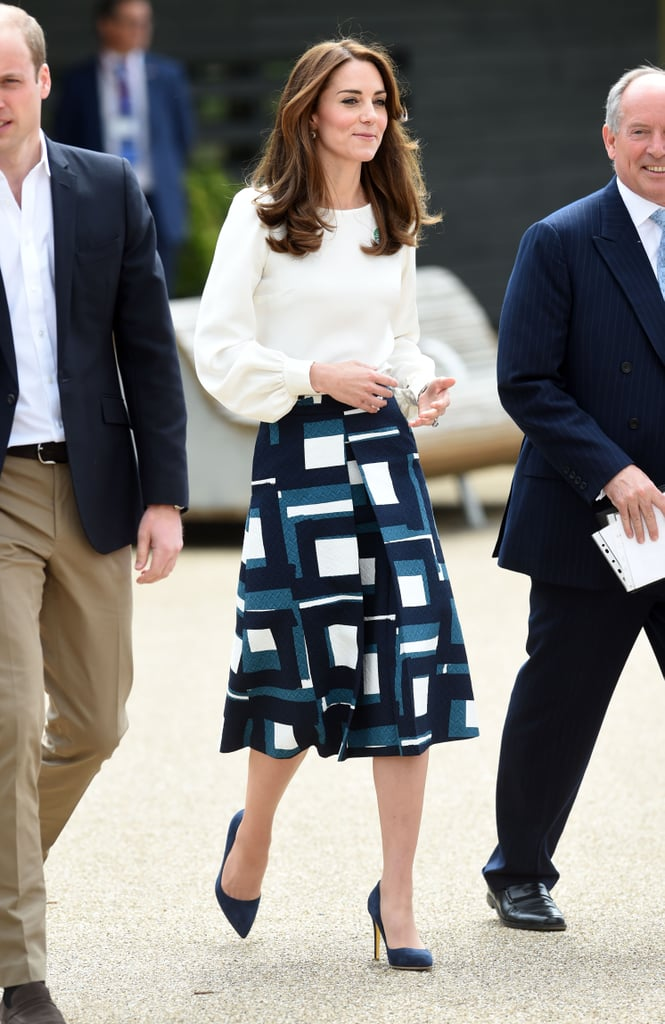 Duchess of Cambridge's Top Brands at Fashion Week Spring '17