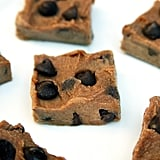 Healthy Chocolate Chip Cookie Dough Fudge