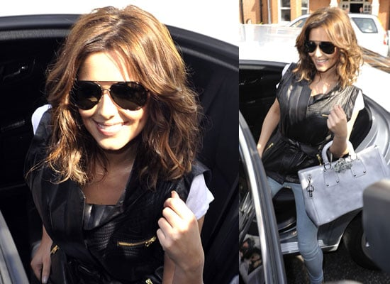 Photos of Cheryl Cole at Live Lounge