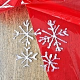 Hot-Glue-Gun Snowflakes