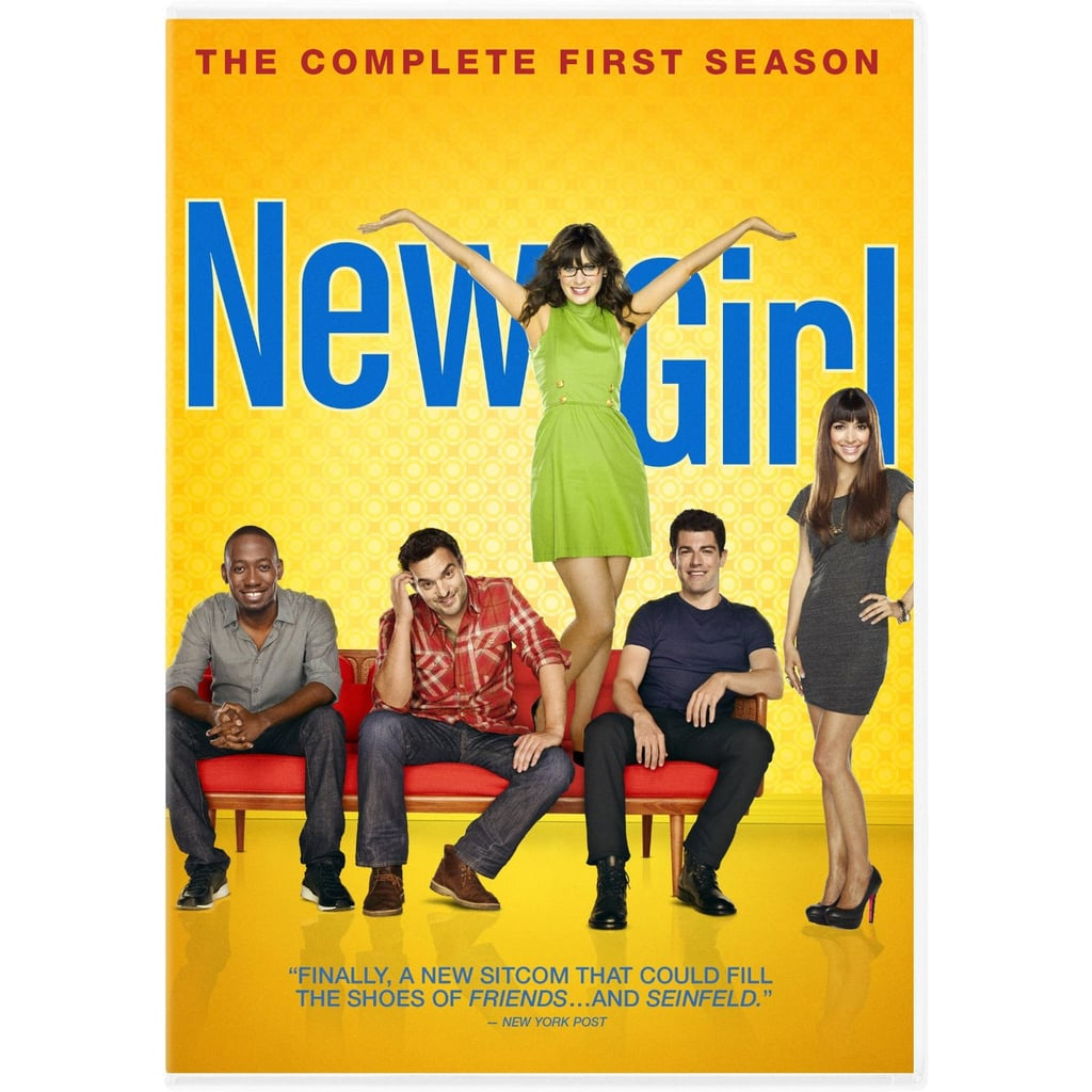 New Girl: The Complete First Season DVD ($8)