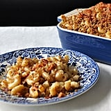 Baked Macaroni and Cheese With Bacon and Panko