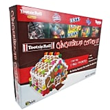 Tootsie Roll Gingerbread Cottage