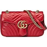 Gucci Small GG Marmont 2.0 Matelassé Shoulder Bag