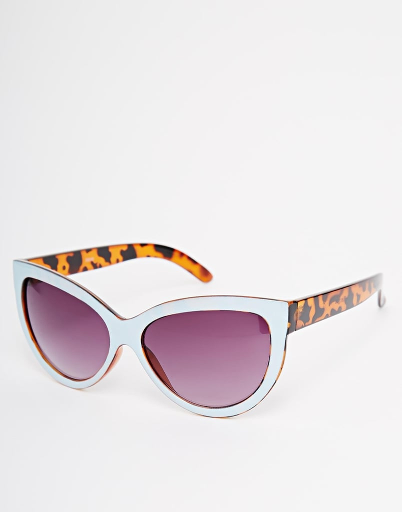 AJ Morgan Love Story Cat-Eye Sunglasses