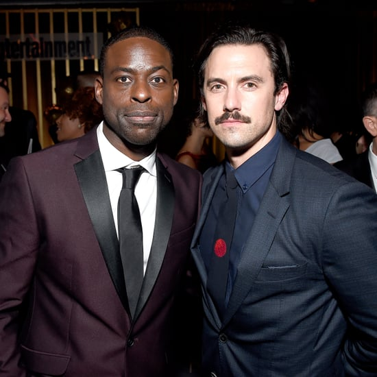 Sterling K. Brown and Milo Ventimiglia Friendship Moments