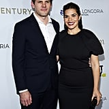 America Ferrera and Ryan Piers Williams