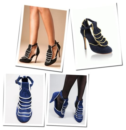 The Perfect Ruffle Front Shoe By Mogil