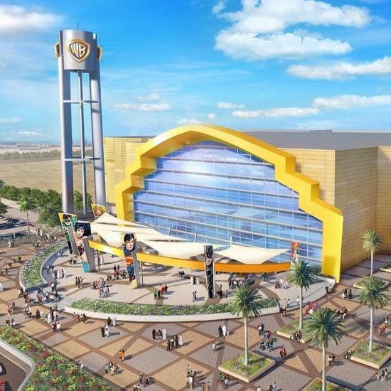 حديقة ألعاب عالم وارنر براذرز أبوظبي