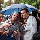 Pictures of Flume at 2016 ARIA Awards