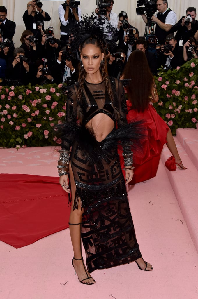 Joan Smalls at the 2019 Met Gala