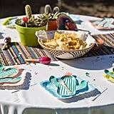 Cactus Table Decor