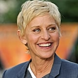 """Life is like one big Mardi Gras, but instead of showing your boobs, show people your brain. And if they like what they see, you'll have more beads than you'll know what to do with. And you'll be drunk most of the time."" — Ellen DeGeneres at Tulane University (2009)"