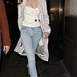 How to Wear Jeans: Gigi Hadid