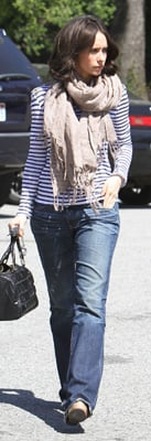 Jennifer Love Hewitt in Stripes