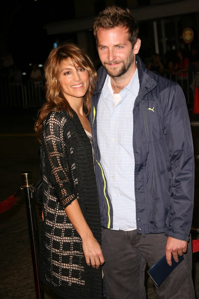 Bradley Cooper and Jennifer Esposito — 4 Months