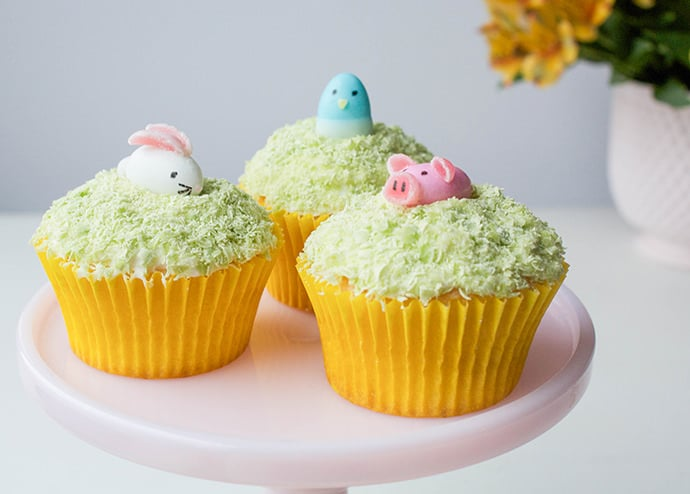 Easter Cupcakes For Kids POPSUGAR Moms - Bug cupcake decorating ideas