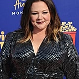 Melissa McCarthy at the MTV Movie & TV Awards