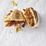 Chimichurri Chicken & Manchego Cheese Sandwich