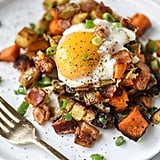 Whole30: Sweet Potato Sheet Pan Breakfast Hash
