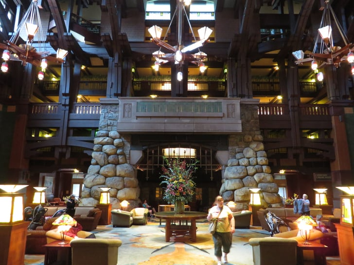 You Can Stay At Disney S Grand Californian Hotel Amp Spa