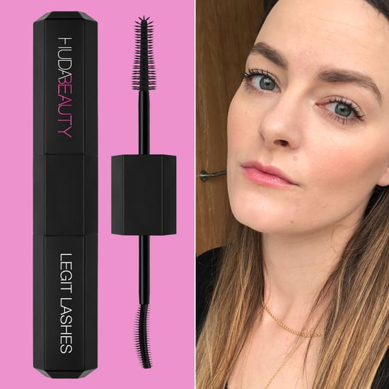 Huda Beauty 's New Legit Lashes Mascara Was Worth the Wait