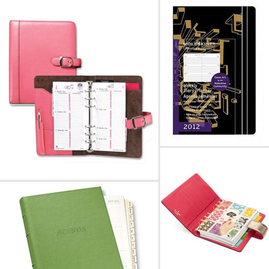 2012 Planners to Fit Every Personality