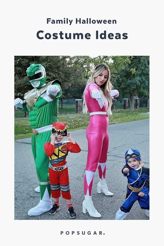 family halloween costumes 2018 popsugar family