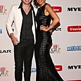 Reece Mastin and Rhiannon Fish