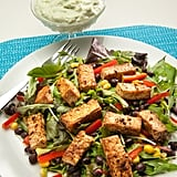 Spicy Tofu Salad