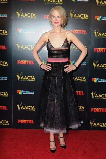 Nicole Kidman's Dress AACTA Awards 2017