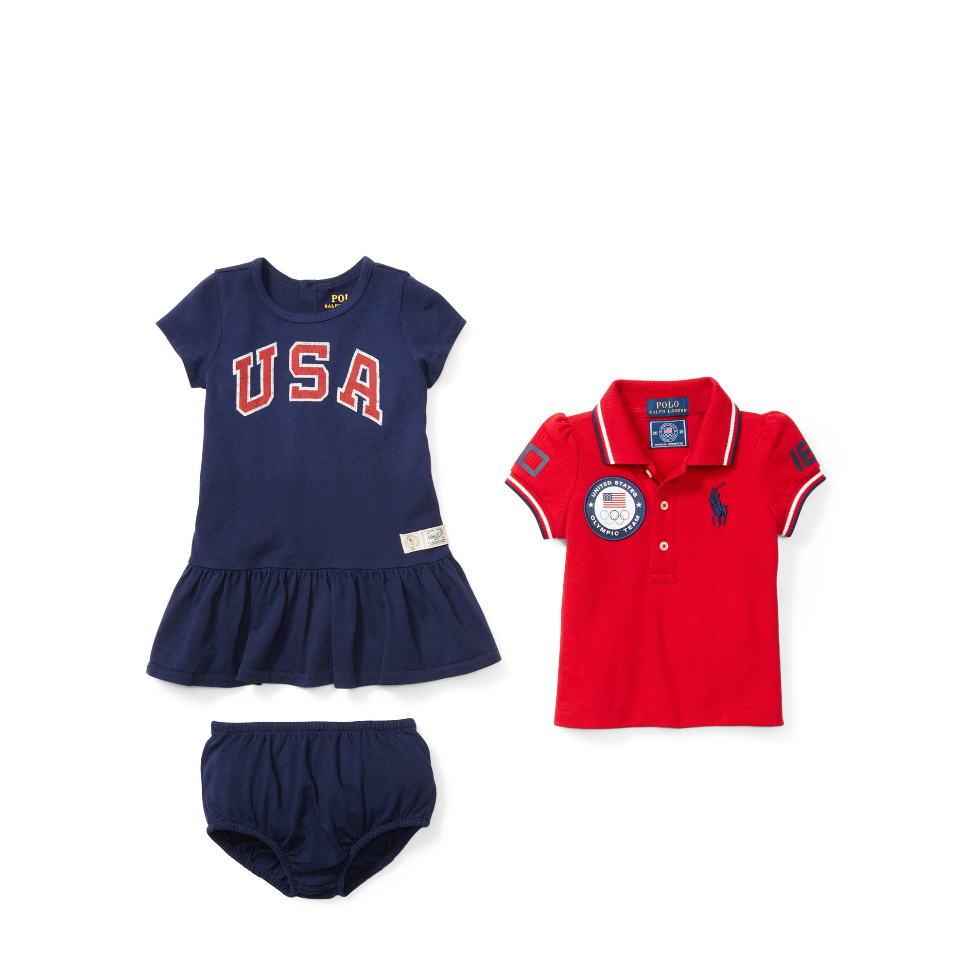 Dress Them Up in Ralph Lauren\u0026#39;s 2016 Team USA Olympic Collection