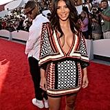 When Usher Totally Checked Out Kim Kardashian