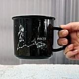 Stargazer PISCES Astrology Camp Mug