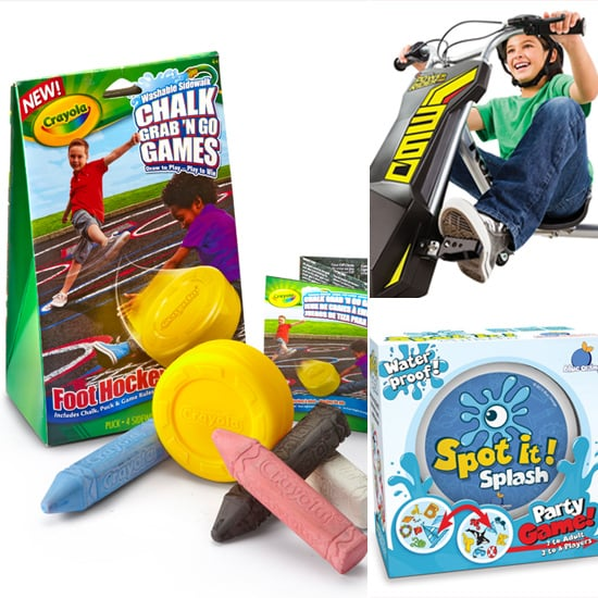 12 New Toys to Get Kids Outside This Summer