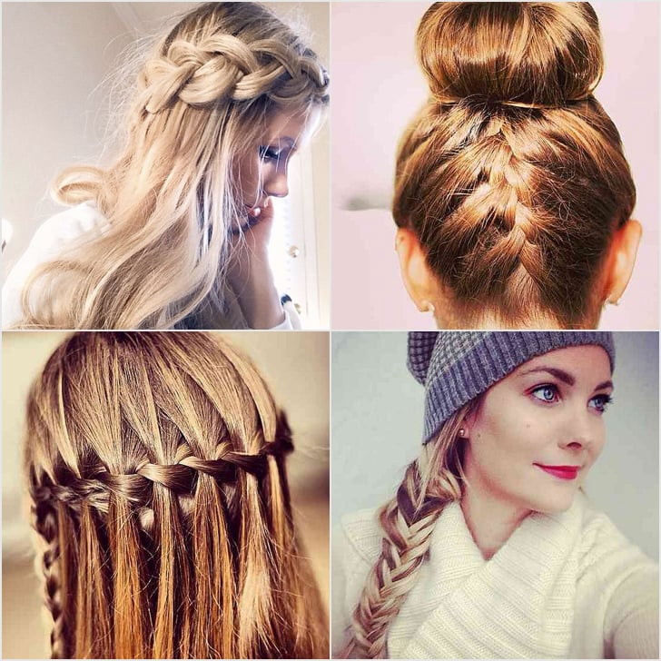 Find The Best Plait For Your Zodiac Sign Popsugar Beauty Uk