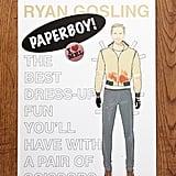 Ryan Gosling Paper Dolls