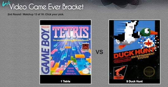 Pick the Best Video Game of All Time on GeekSugar 2009-09-23 14:32:10