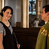 Fleabag and The Priest From Fleabag