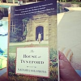 "Kristamoatz got her ""Downton Abbey-esque fix"" with The House at Tyneford by Natasha Solomons."