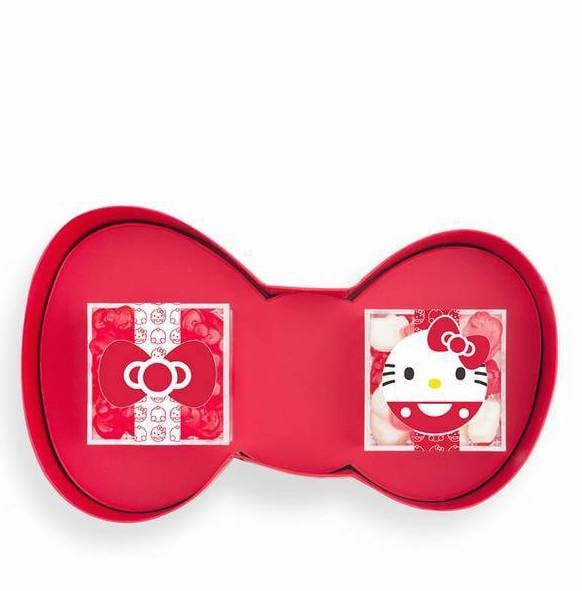 Hello Kitty® 2-Piece Gummy Candy Bento Box ($20)
