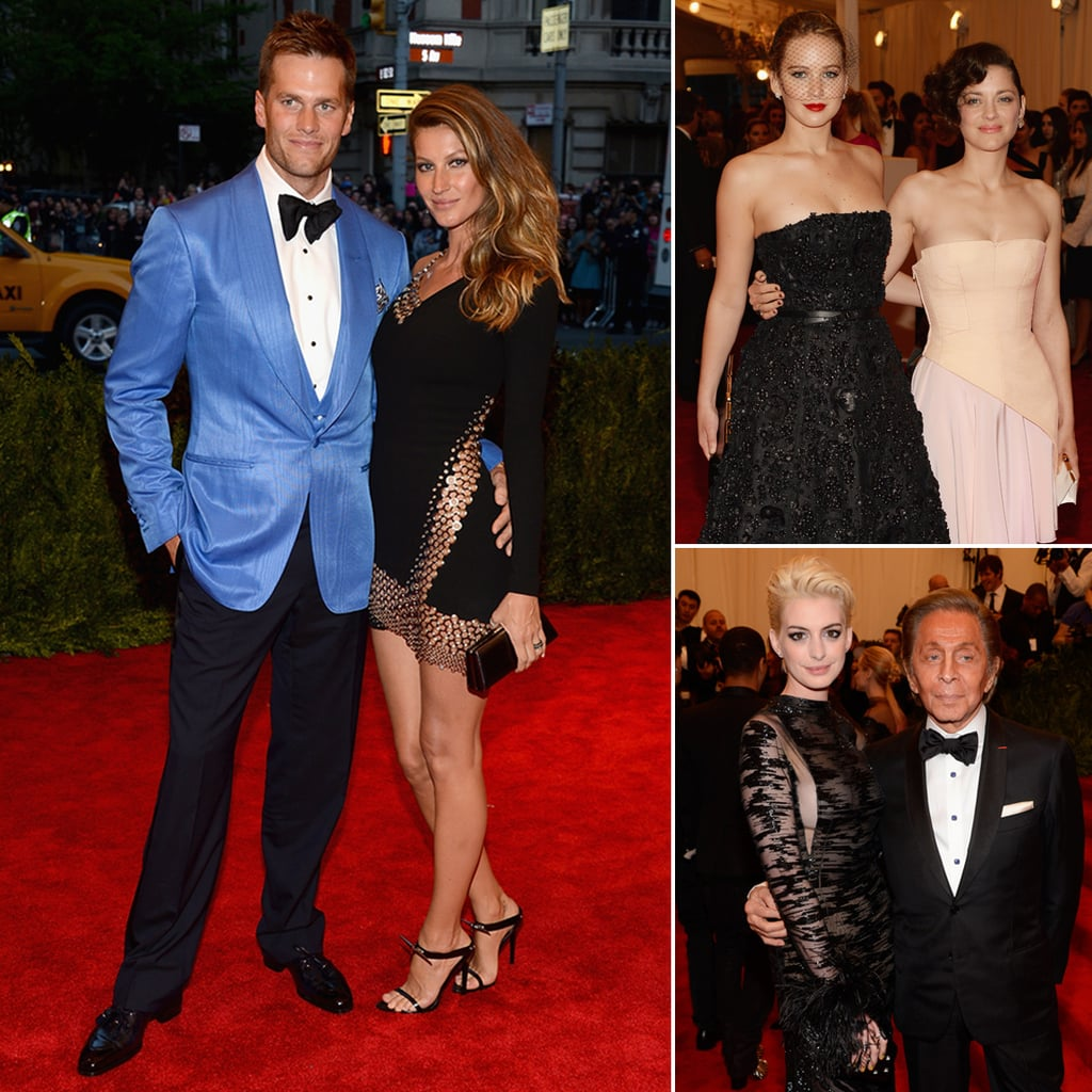 The Couples of the 2013 Met Gala